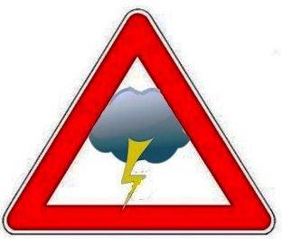Allarme meteo