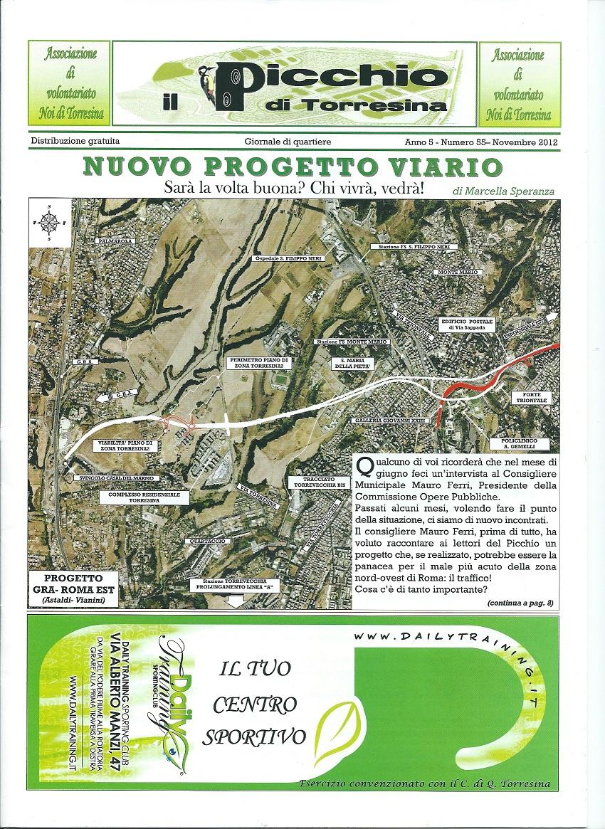 Anteprima Picchio novembre 2012