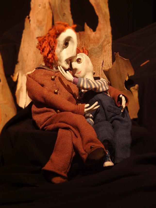 Teatro La Casetta: Io non sono solo