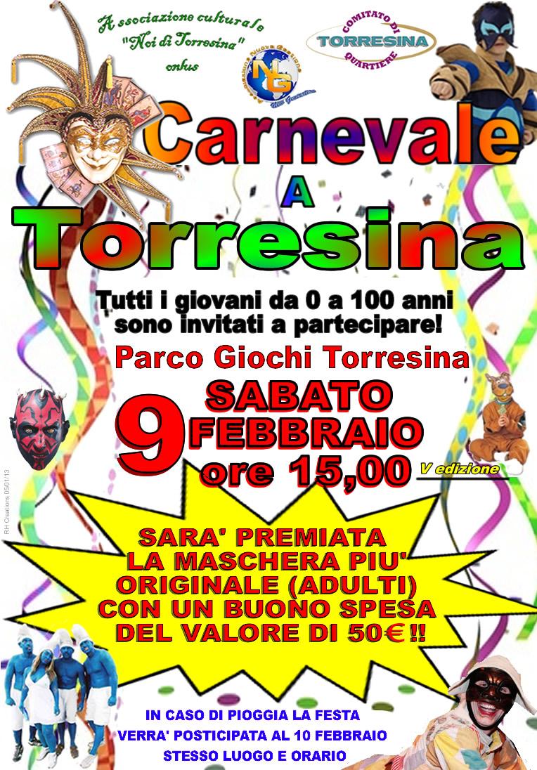 Carnevale a Torresina