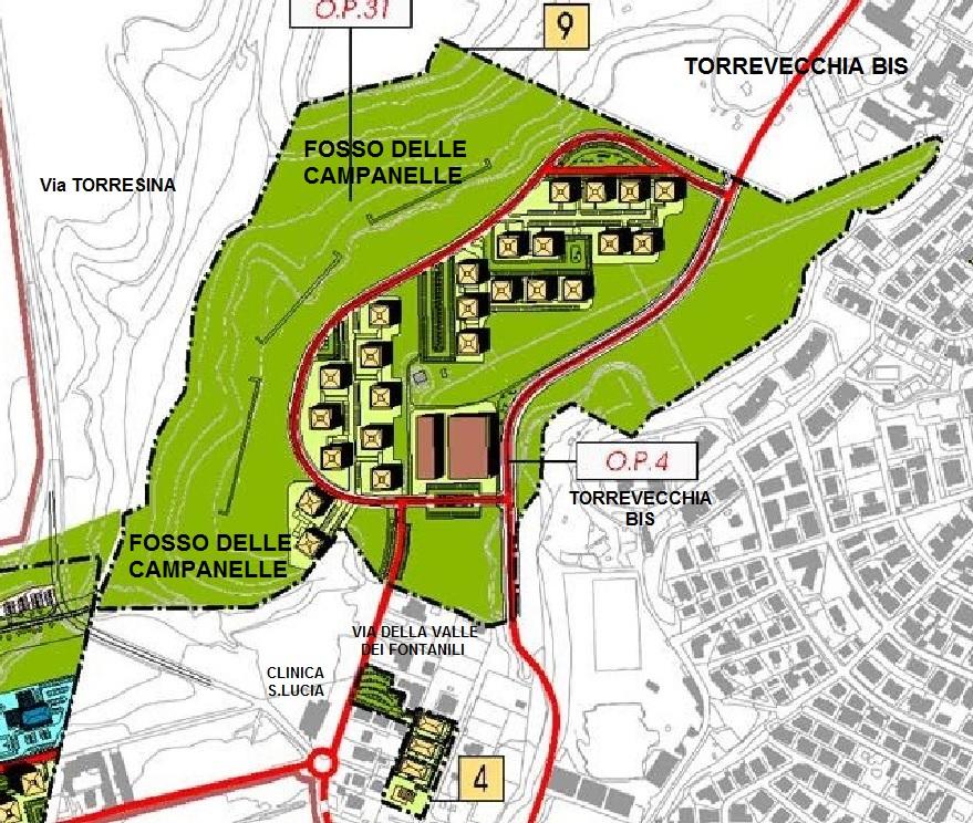 Art.11 Primavalle-Torrevecchia. Opera Privata 9