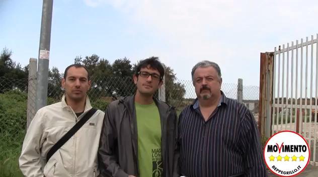 Movimento 5 Stelle contro la Torrevecchia Bis