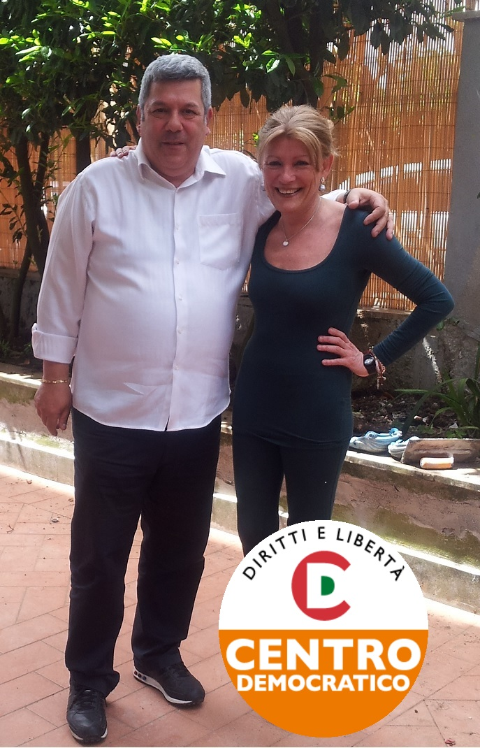 Carla Petrucci e Fabrizio Cirelli