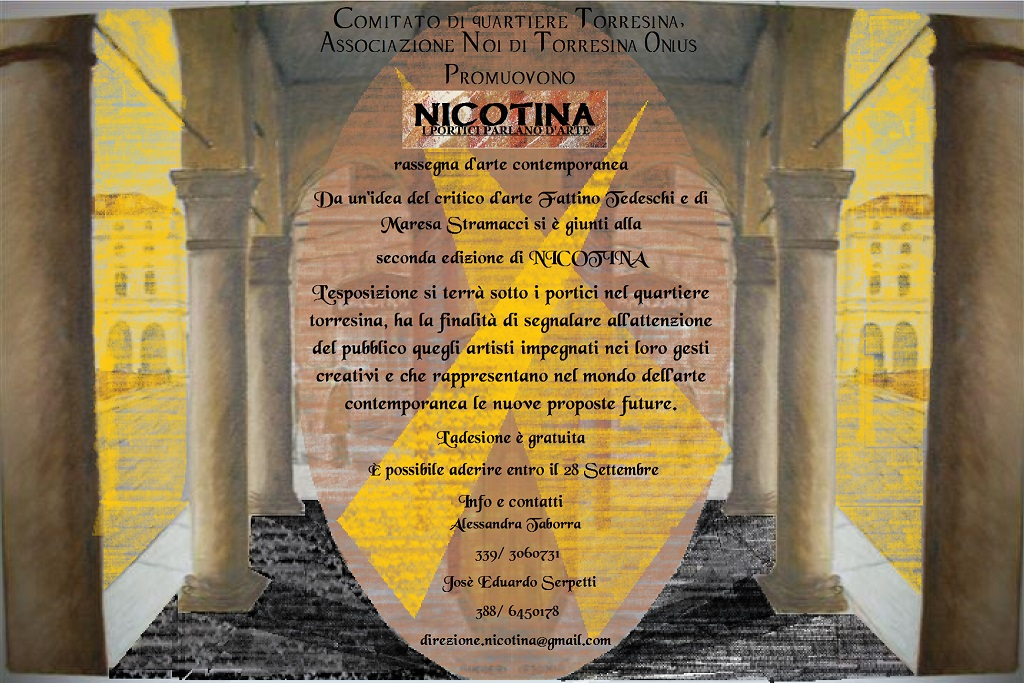 Nicotina Arte 2013