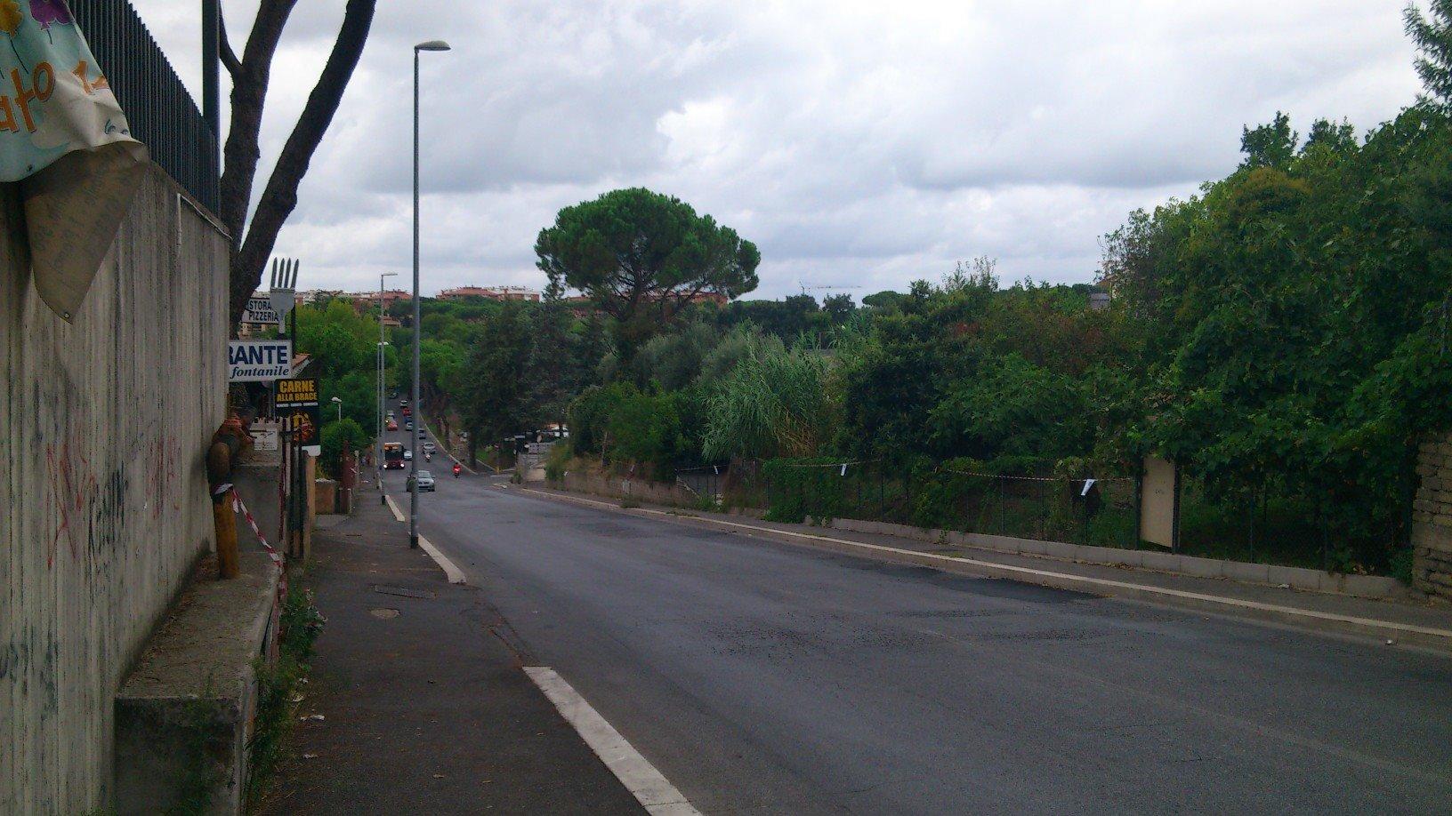 Via della Valle dei Fontanili