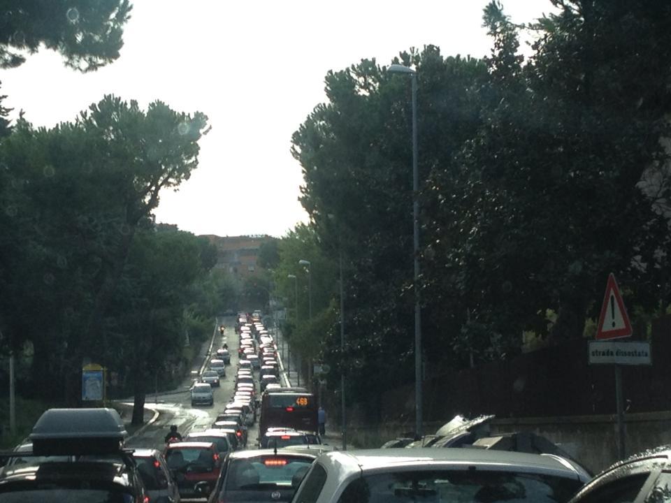 Al via il Piano Traffico Torrevecchia-Fontanili