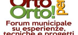Venerdi 8… Orto per orto! Alla Co.Br.Ag.Or