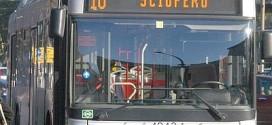 Trasporti, mercoledì 13 sciopero di 4 ore