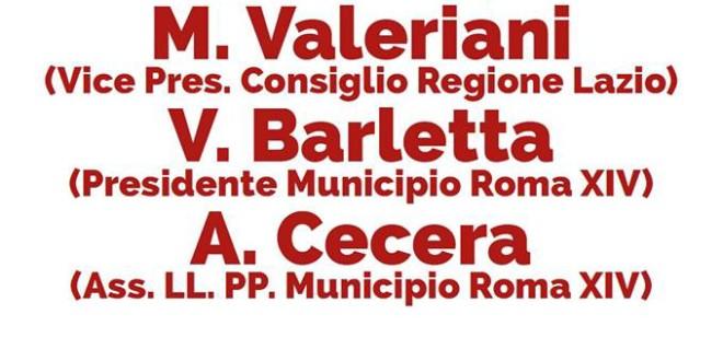 Roma riparte dalle periferie. Sabato 5 aprile al Daily
