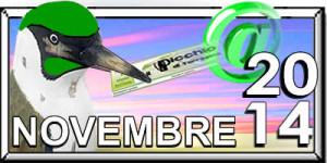 Il Picchio di Torresina - mese di Novembre 2014
