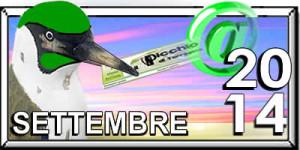 Il Picchio di Torresina - mese di Settembre 2014