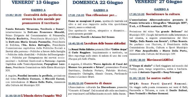 Domenica 22 giugno, I love Torresina Quartaccio