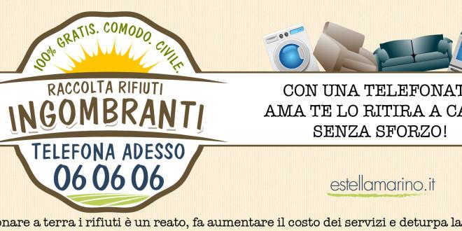 RICICLA CASA continua fino al 27 ottobre: 100% gratis, comodo, civile!