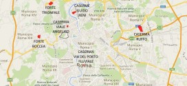 6 Caserme dismesse passano a Roma Capitale