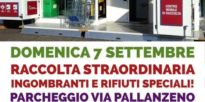 7 settembre domenica ecologica a Cerquette Grandi