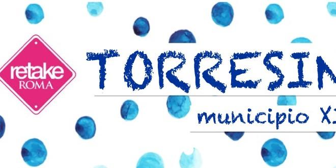 Domenica 17 aprile RETAKE a Torresina