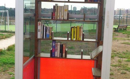 La Bibliocabina di Torresina
