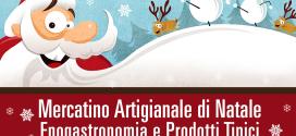 Domenica 14 dicembre Mercatino Natalizio Terra Alta in via Andrea Barbato