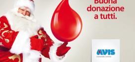 Domenica 23 dicembre raccolta sangue a Torresina S. Faustina