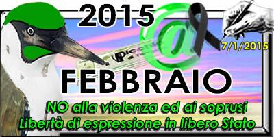 Il Picchio di Torresina - mese di Febbraio 2015
