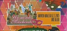 Carnevale 2015 al Centro Commerciale Torresina
