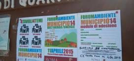 Oggi scadono iscrizioni al ForumAmbiente di sabato 11 aprile