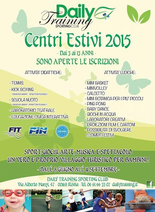 CentroEstivoDaily2015