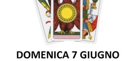 Domenica 7 giugno. Torneo di Carte