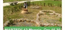 Martedì 12 maggio 2015, L'Archeoparco #FINALMENTE!