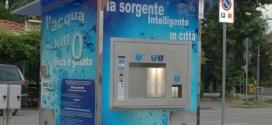 Distributori automatici d'acqua alla spina