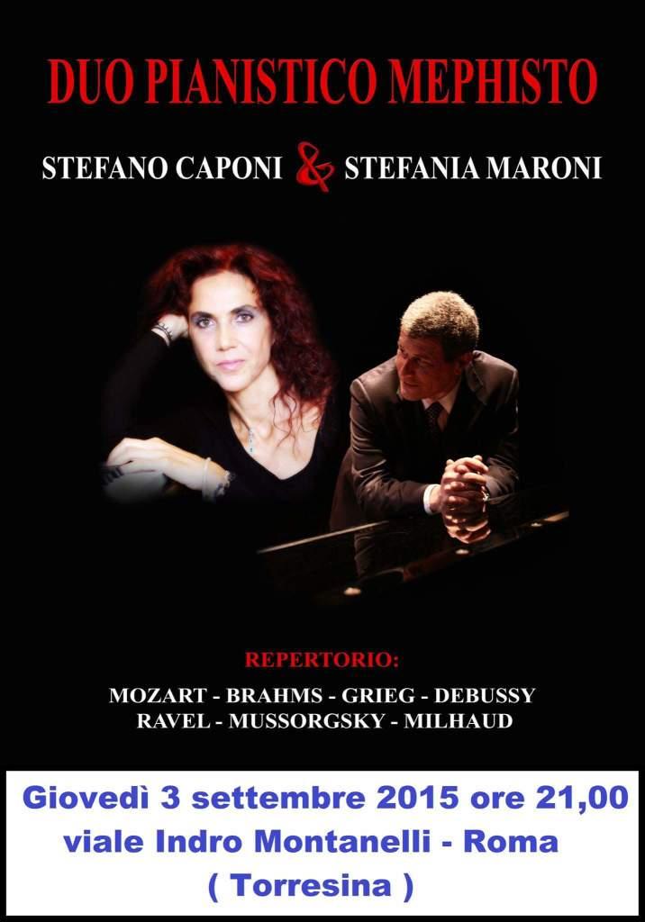 Duo pianistico Mephisto