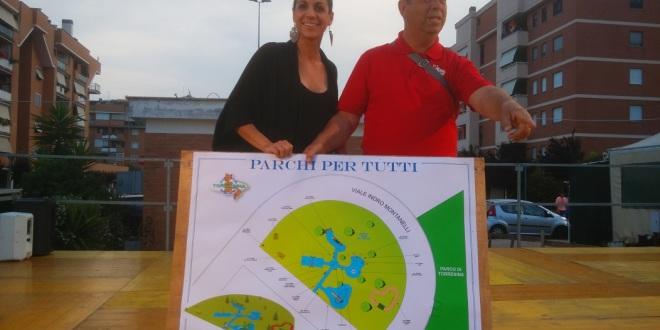 Parco per Tutti a Torresina grazie ad ACEA