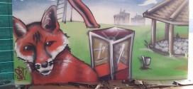 Flashmob Pittori Anonimi del Trullo a Torresina