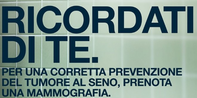 Torna Ottobre Rosa, mammografia gratuita