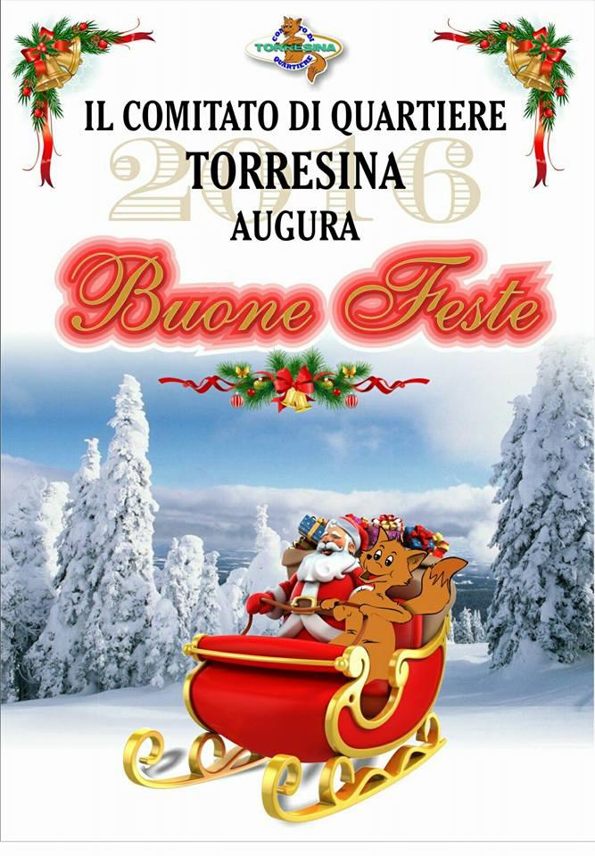 Buone Feste 2015 Comitato Torresina