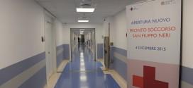 Ampliato il pronto Soccorso dell'Ospedale San Filippo Neri