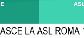 1 gennaio 2016. Nasce la ASL ROMA 1