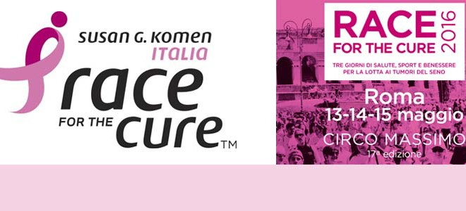 Roma Race for the Cure 2016