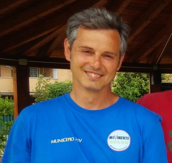 Alfredo Campagna Presidente Municipio Roma XIV