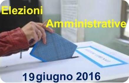 Elezioni Amministrative. Risultati Ballottaggi 19 giugno 2016