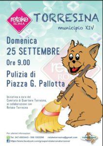 Retake Piazza Pallotta 2016