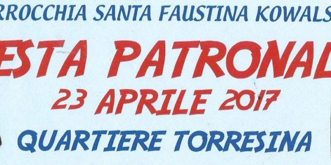 Estrazioni Premi Lotteria S.Faustina 23.04.2017