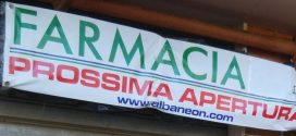 Sabato 9 settembre apre la Farmacia a Torresina