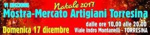 6 Edizione Mostra Mercato Artigiani Torresina