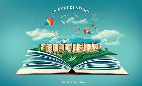 Emergency ai 20 anni della Biblioteca Valle Aurelia
