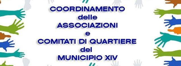 Mercoledi 7 febbraio riunione Coordinamento delle Associazioni e Comitati di Quartiere del Municipio XIV