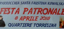 Lotteria di S.Faustina Estrazione del 08.04.2016