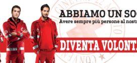 Sabato 13 luglio incontro coi Volontari di Croce Rossa Italiana