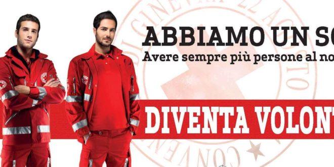 Sabato 8 giugno incontro coi Volontari di Croce Rossa Italiana