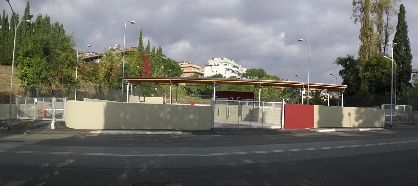 Centri di raccolta - Ama Roma S.p.A
